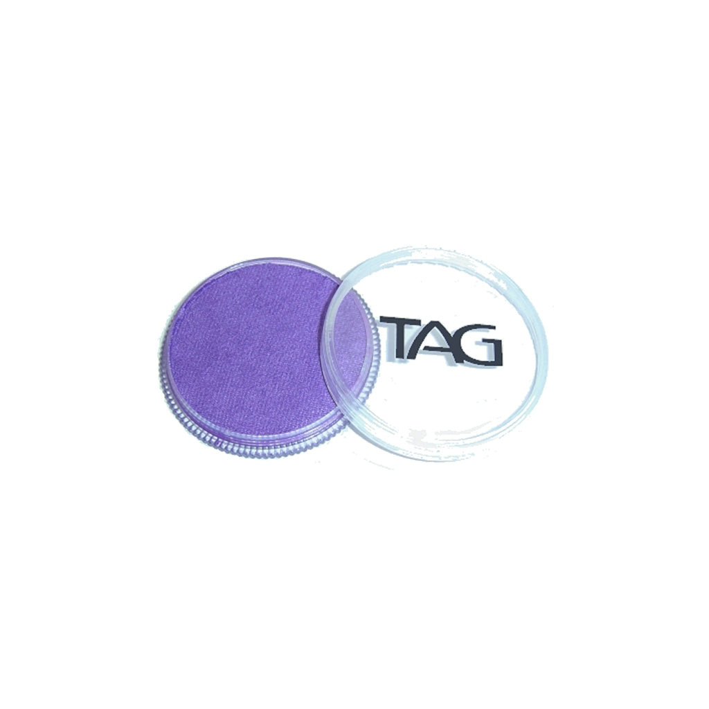 TAG Pearl Purple Face and Body Paint 32g