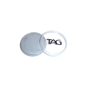 TAG Pearl Silver Face and Body Paint 32g