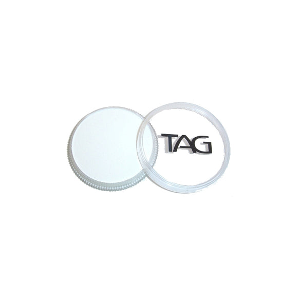 TAG Pearl White Face and Body Paint 32g