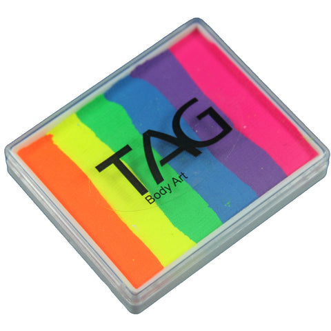 TAG Neon Rainbow Base Blender Split Cake 50g