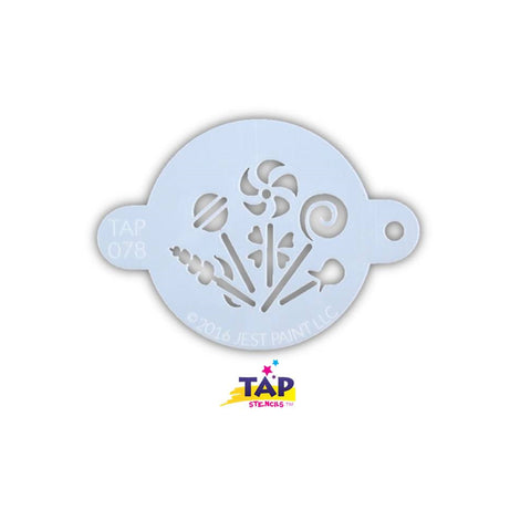 TAP Stencil Candy 078