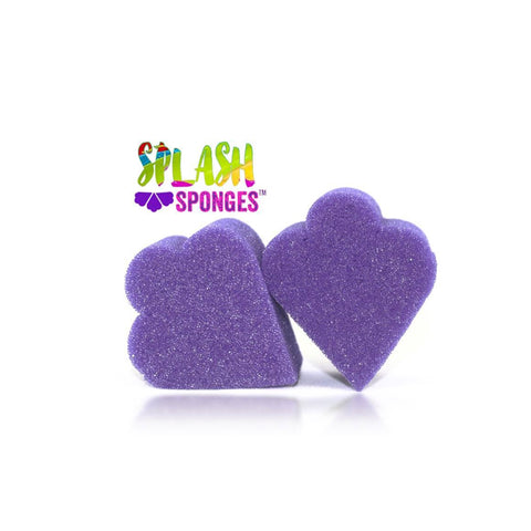Splash Sponges by Jest Paint - Wing (2 pack)