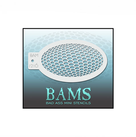 BAMS 1216 Honeycomb / Hexagon