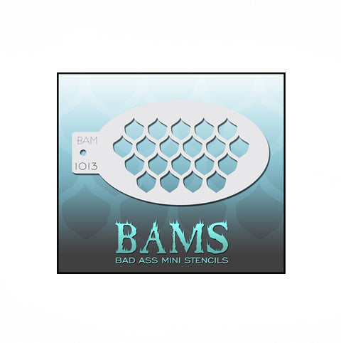 BAMS 1013 Mermaid Scales