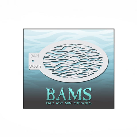 BAMS 2025 Zebra / Waves
