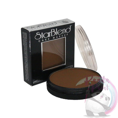 Mehron Starblend Powder Face Paint - Sable Brown 56g