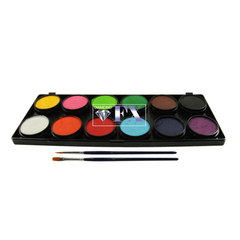 Diamond FX - 12 Color Essential Palette