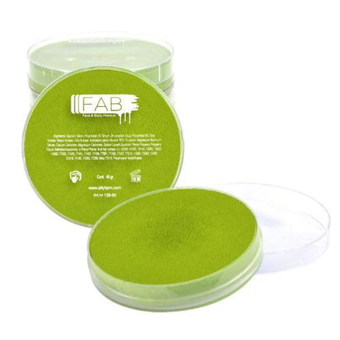FAB Face and Body Paint Lemon Lime (110) 16g