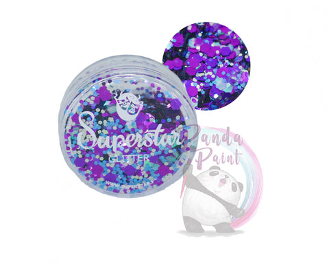 Superstar Loose Glitter - Festival Chunky Mix