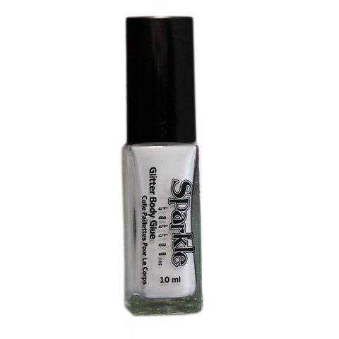 Sparkle Glitter Tattoo Glue with brush - 10 ml