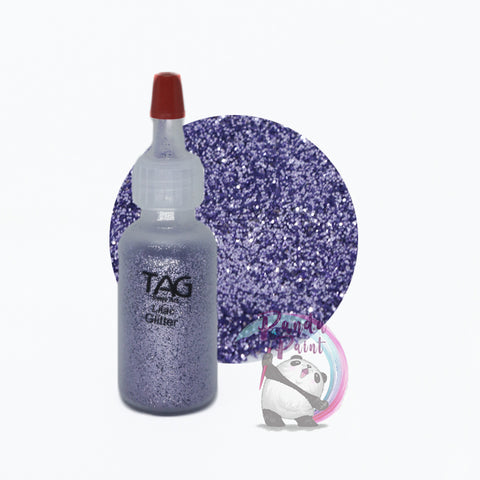 TAG Lilac Glitter 15ml (12g) Puffer Bottle