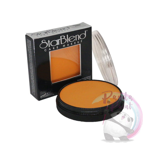 Mehron Starblend Powder Face Paint - Orange 56g