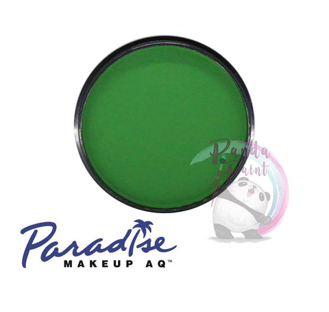 Mehron Paradise AQ Makeup - Amazon Green- 40g