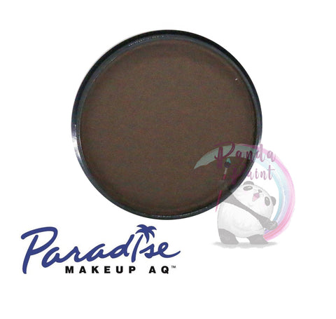 Mehron Paradise AQ Makeup - Dark Brown - 40g