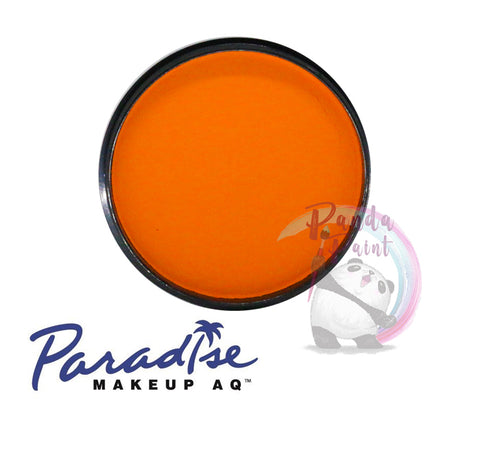 Mehron Paradise AQ Makeup - Orange - 40g