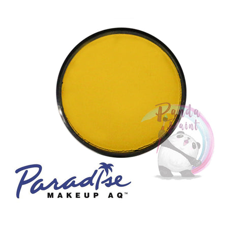 Mehron Paradise AQ Makeup - Yellow- 40g