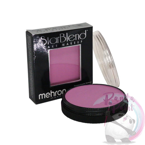 Mehron Starblend Powder Face Paint - Pink 56g