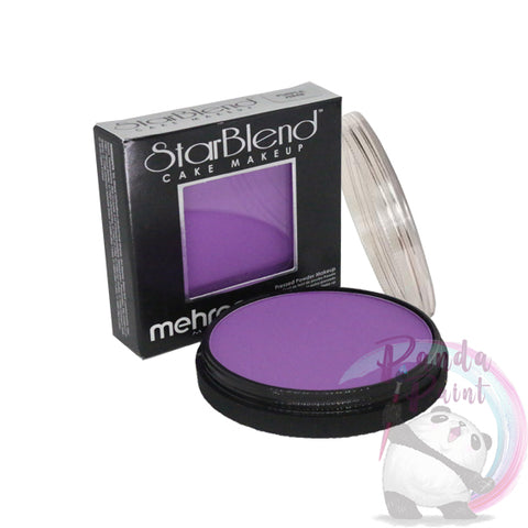 Mehron Starblend Powder Face Paint - Purple 56g