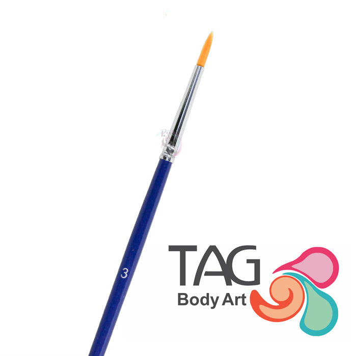 TAG Round Brush Size #3