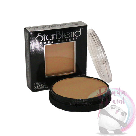 Mehron Starblend Powder Face Paint - Warm Honey 56g