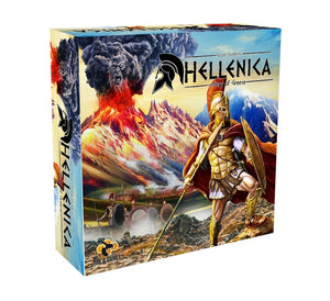 Hellenica Limited Edition Core Set + Mythic Expansion + AI
