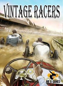 Vintage Racers - Slip Top Single Deck