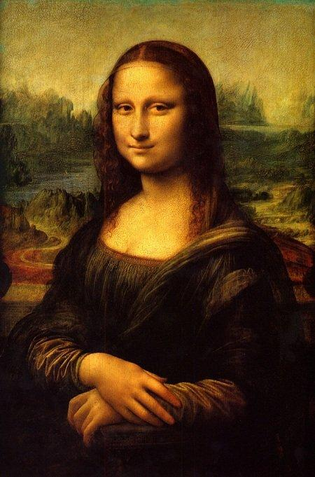 Mona Lisa Diamond Painting Kit - DIY