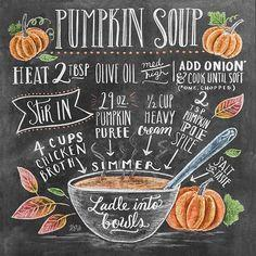 Pumpkin Soup Diamond Painting Kit - DIY