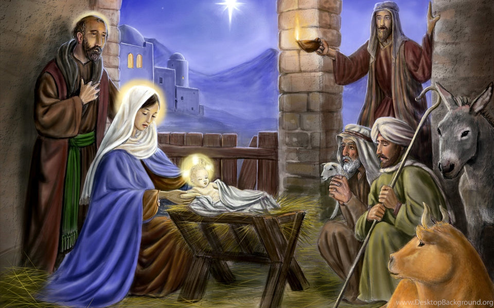 Nativity New Diamond Painting Kit - DIY