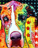 Great Dane Colors Diamond Painting Kit - DIY