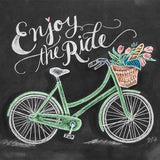 Enjoy The Ride Diamond Painting Kit - DIY