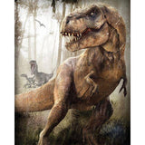 Animal Dinosaurs Diamond Painting Kit - DIY