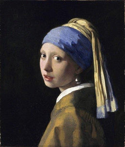 Girl with a Pearl Earring Diamond Painting Kit - DIY