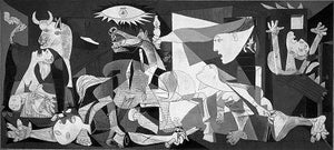 Guernica Diamond Painting Kit - DIY