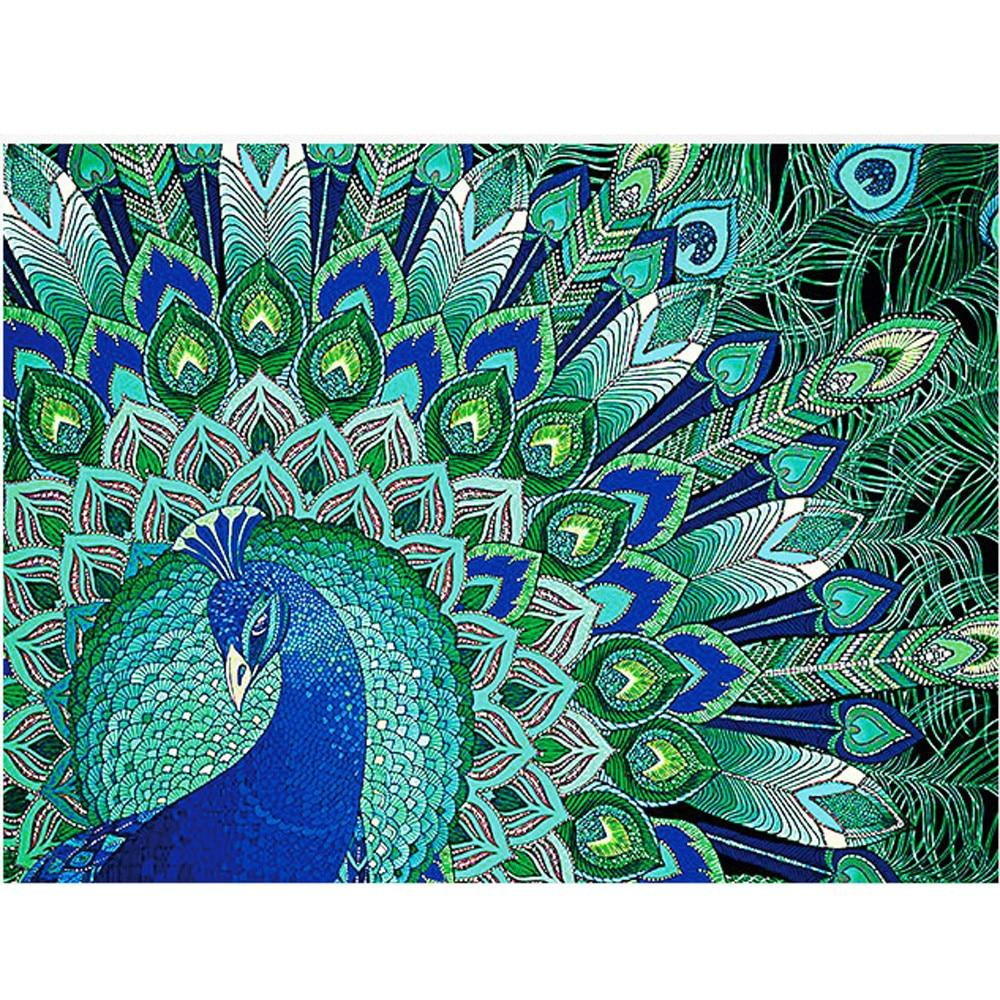 Special Shaped Peacock Diamond Painting Kit - DIY