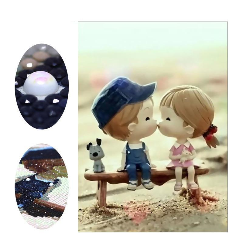 Special Shaped Love Cute Diamond Painting Kit - DIYs