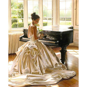 The Piano Diamond Painting Kit - DIY