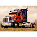 Big Truck Diamond Painting Kit - DIY