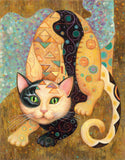 5d Cat Diamond Painting Kit Premium-3