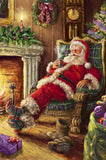 Christmas Diamond Painting Kit - DIY Christmas-35