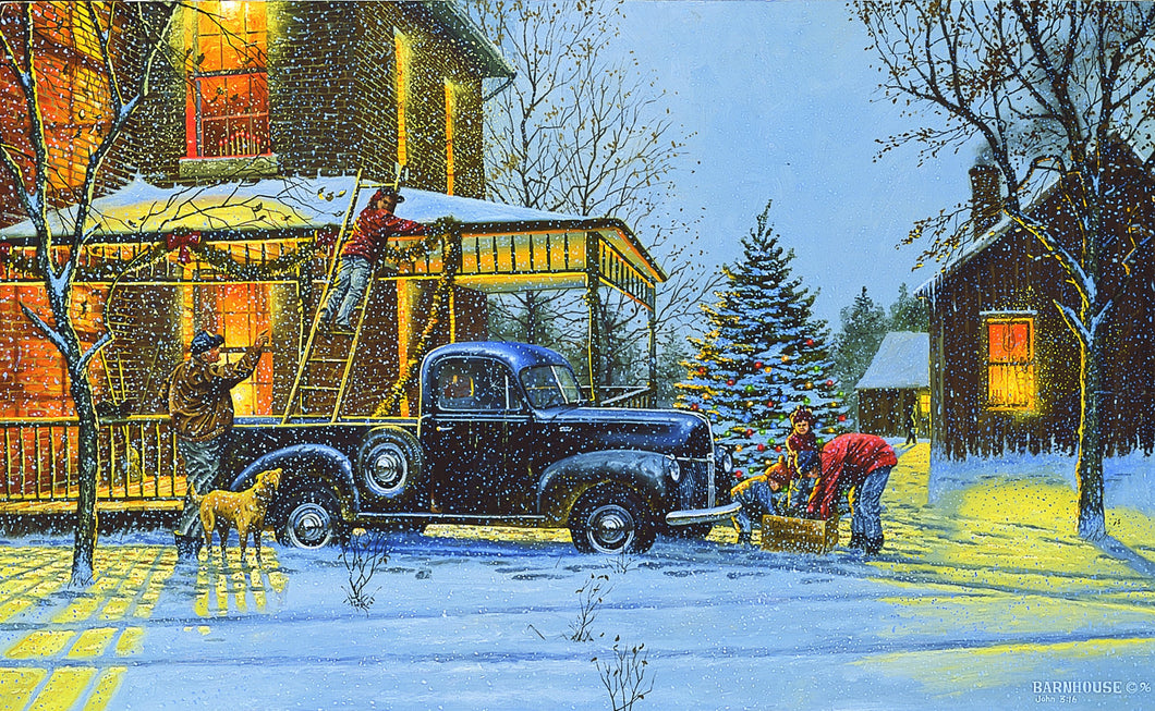 Christmas Diamond Painting Kit - DIY Christmas-47