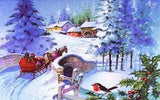 Christmas Diamond Painting Kit - DIY Christmas-59