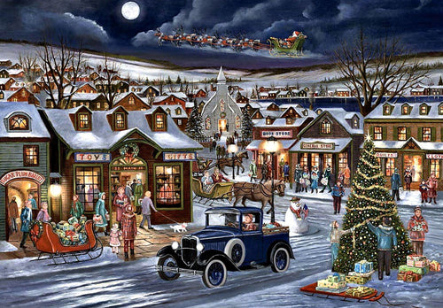 Christmas Diamond Painting Kit 5D - DIY Season 2-127