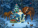 Christmas Diamond Painting Kit 5D - DIY Season 2-29