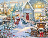 Christmas Diamond Painting Kit 5D - DIY Season 2-7