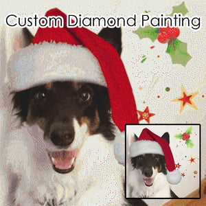 Custom Diamond Painting - Make your own design!