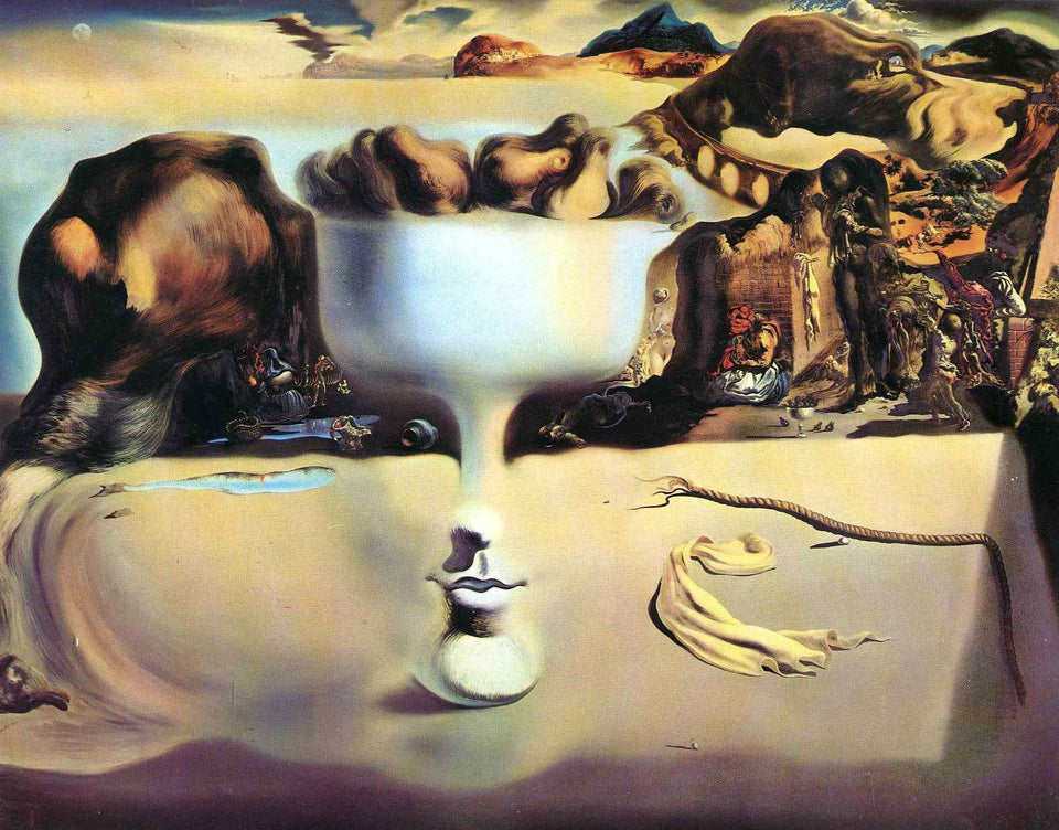 Salvador Dali Art Diamond Painting Kit - DIY