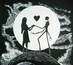 The Nightmare Love Diamond Painting Kit - DIY
