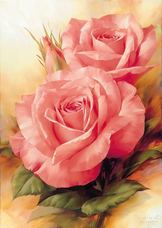 Flower Diamond Painting Kit - DIY Flower-10