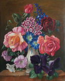 Flower Diamond Painting Kit - DIY Flower-35